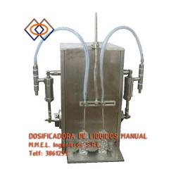 Dosificador de Liquidos Manual
