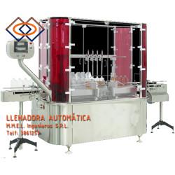 Llenadora automatica de Liquidos
