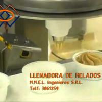 Maquina Dosificadora de Helados de 3 Sabores