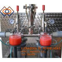 Maquina Llenadora de Mermeladas Manuales y Automaticas