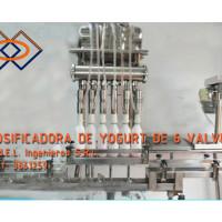 Maquina Llenadora de Yogurt Manuales y Automaticas