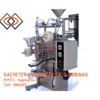 Maquina Sachet Vertical de 2 bobinas