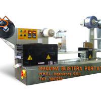 Maquinas-Blisteras