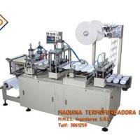 Maquinas Termoformadoras