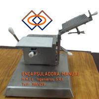 Maquinas encapsuladoras manuales