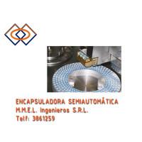 Maquinas encapsuladoras semiautomaticas